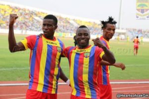 Patrick Razak set to reunite with Hearts of Oak