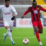 Samuel Mensah confident of Ostersunds chances in the Europa League Group Stage
