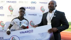 Ghana midfielder Isaac Twum wins NASCO MOTM after opening day victory in WAFU