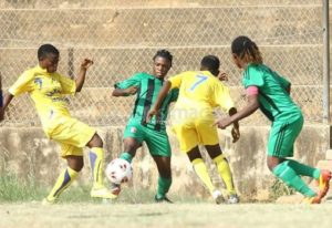 NWL: Defending Champions Ampiah Darkoa to play Lady Strikers in Women's League finals
