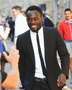 Chelsea legend Michael Essien to take part in the FIFA Women's World Cup draw tomorrow