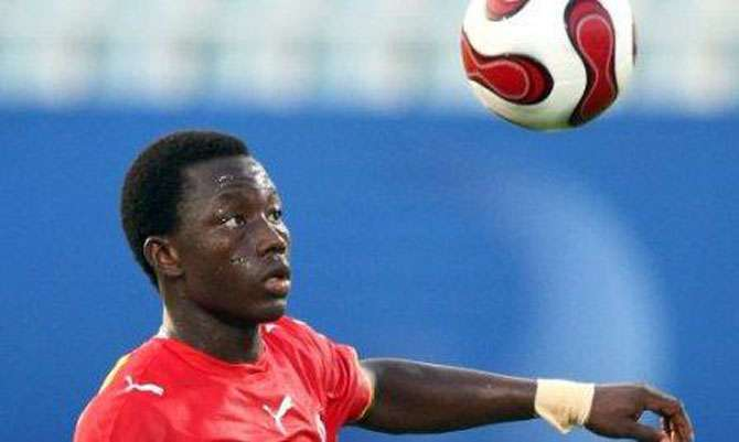 Kotoko striker Saddick Adams applauds Black Starlets after progress at FIFA World Cup