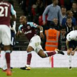 West Ham skipper Noble hails Andre Ayew for his amazing display against Tottenham