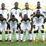 Ghan drops in latest FIFA rankings, remains 8th in Africa