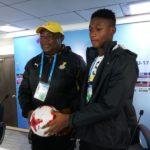 Black Starlets Coach Paa Kwesi Fabin insists European money is hampering football in Africa