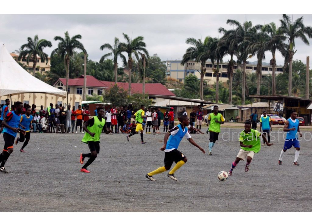 Dreams FC begin scouting exercise ahead of next season GPL