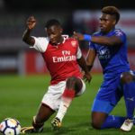 Who is Eddie Nketiah? Arsenal's former Chelsea striker in mould of Thierry Henry