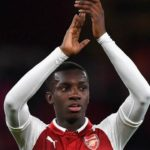 Arsene Wenger has predicted a bright future for teenager Edward Nketiah