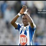 Ghanaian player Evans Mensah wins double with HJK Helsinki
