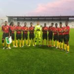 Ghana crush Algeria 5-0 to progress to second round of FIFA U20 Women's World Cup qualifiers