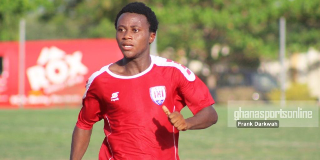 Inter Allies sensation Abdul Halik unconcerned about defending most promising player accolade