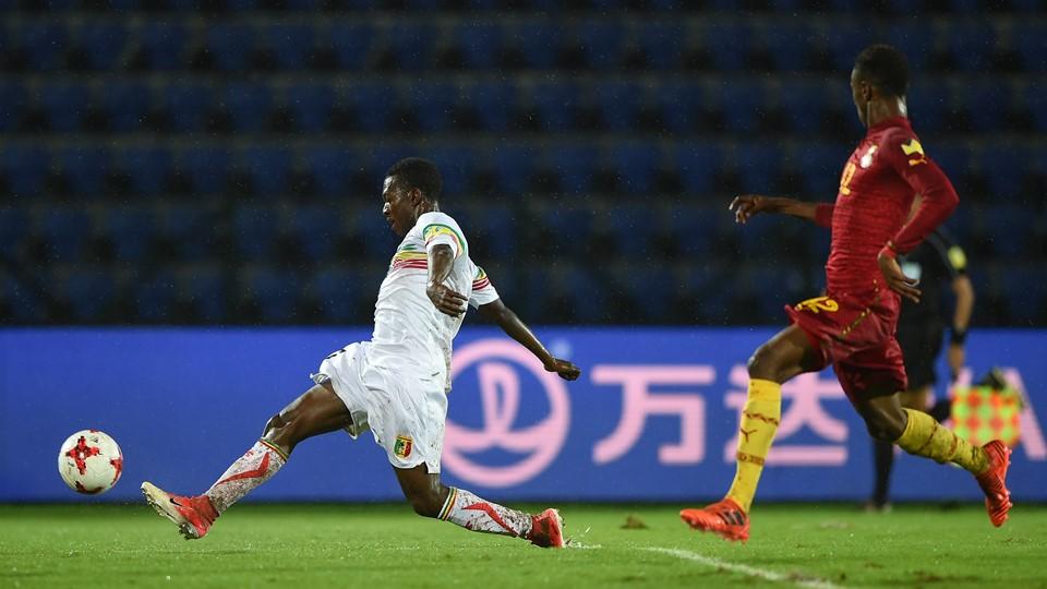 PHOTOS: Ghana lose 2-1 to Mali