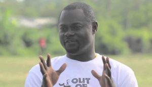 Leading Elmina Sharks to stay in Premier League is my priority - Odartey Lamptey