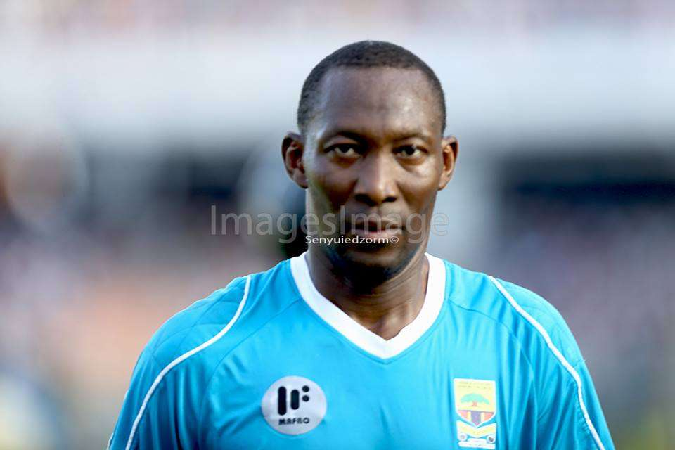 Inter Allies pay tribute to departed ex-Hearts and Kotoko goalkeeper Soulama Abdoulaye