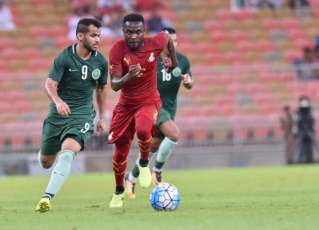 VIDEO: Watch Ghana's 3-0 win over Saudi Arabia in international freindly