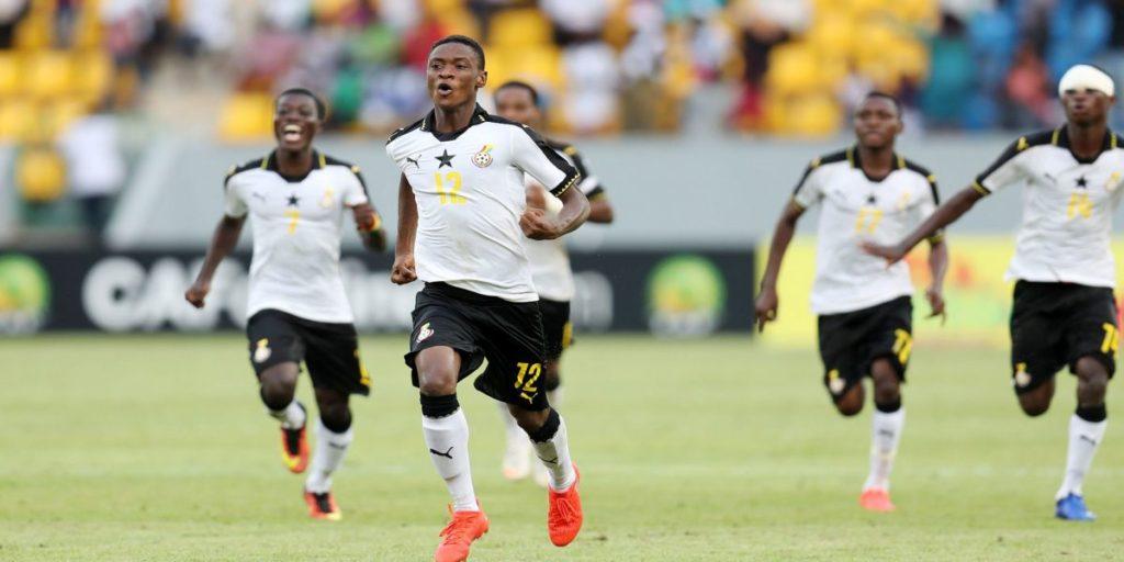 Black Starlets' defender Abdul Yusif returns to training ahead of Niger clash
