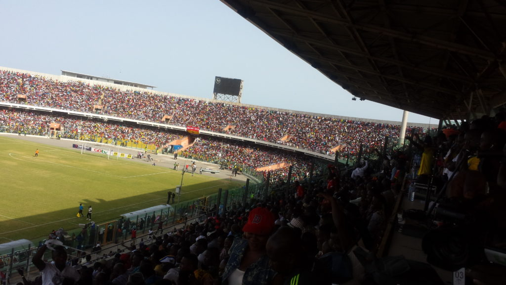 Cape Coast Stadium and Baba Yara to host GHALCA G8 matches