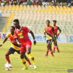 Eric Donkor seeks for contract extension at Kotoko