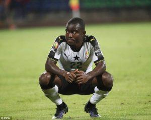 Frank Acheampong ready for Ghana return