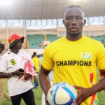 Saddick Adams is the only quality striker in the GPL - Sabahn Quaye