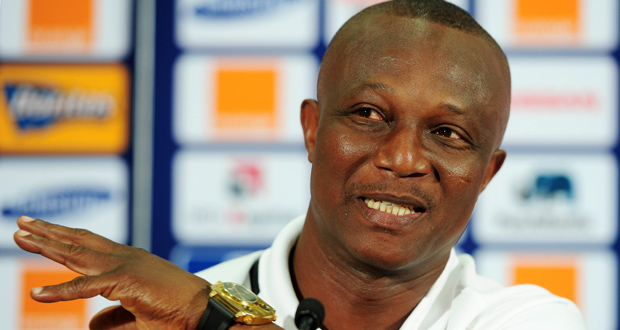 Former Black Stars forward Mohammed Polo calls on Kwesi Appiah to end trying of new players