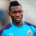 My legs were itching to come after injury - Christian Atsu