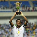 Ghana U-17 Captain Eric Ayiah nominated for CAF young player of the year award