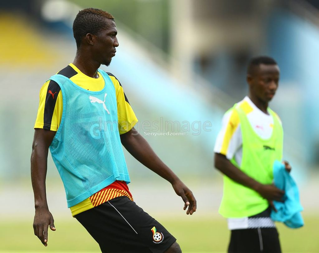 Former Bechem United striker Abednego Tetteh denies move to Kotoko