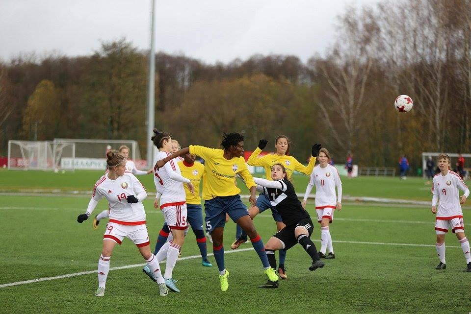 Ernestina Abambila and Faustina Ampah help  ZFK MINSK reach Belarus cup final