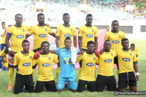 CAF Confederation Cup: Asante Kotoko draw Coton Sport of Cameroon in play-off