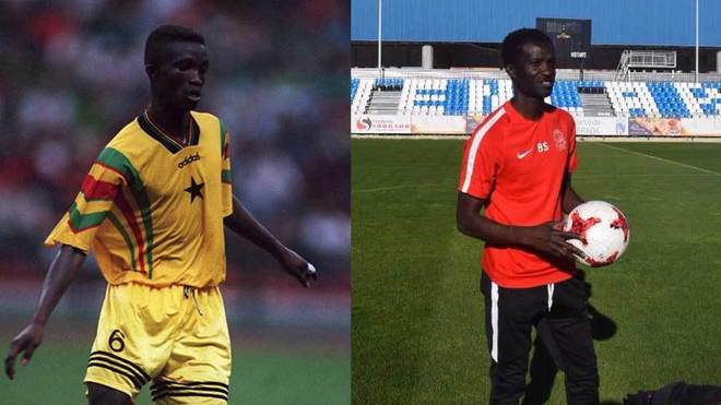 Former Ghana U17 World Cup winner and Real Madrid player now a kit man in Spain