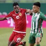 Ghanaian player Caleb Ekuban recovers from injury