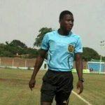 Ghana referee Daniel Laryea selected for CHAN 2018