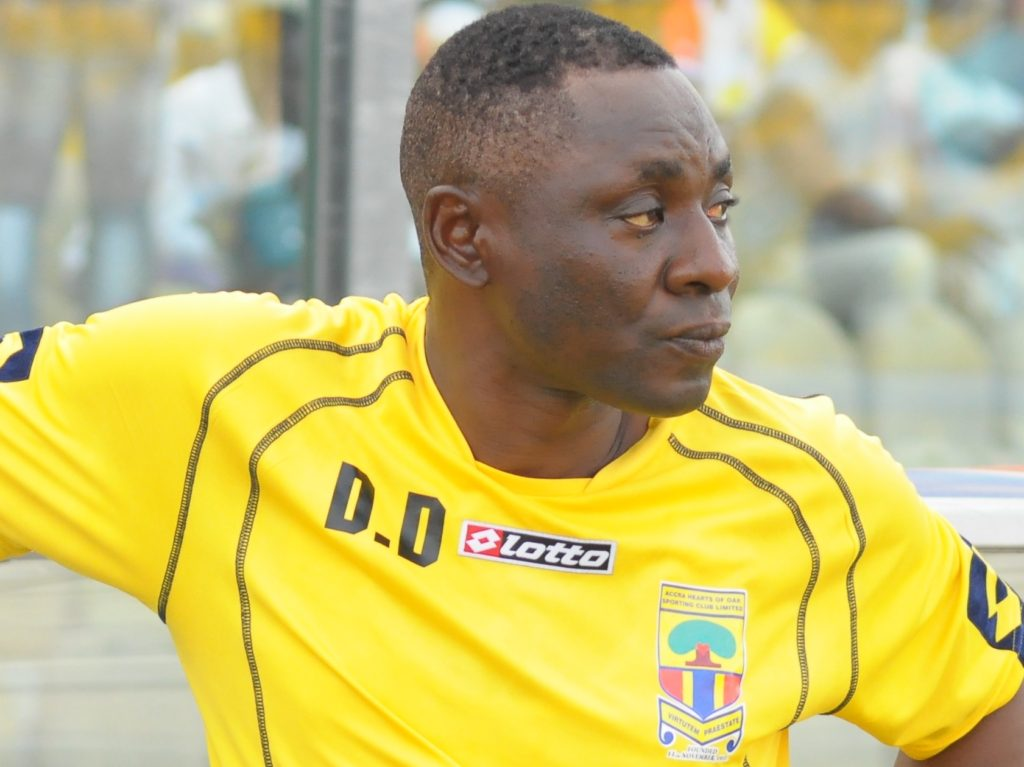 Medeama SC deny reports linking the club to former Kotoko Coach David Duncan