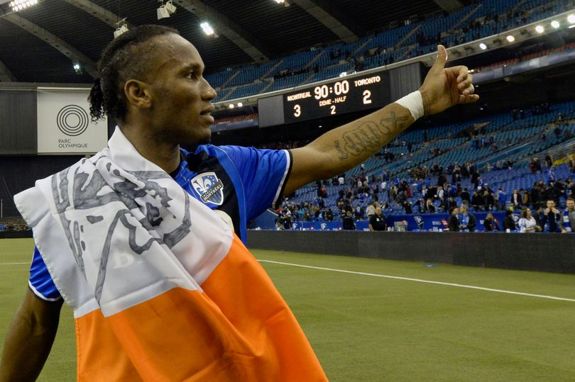 Didier Drogba to retire from playing football at the end of the season