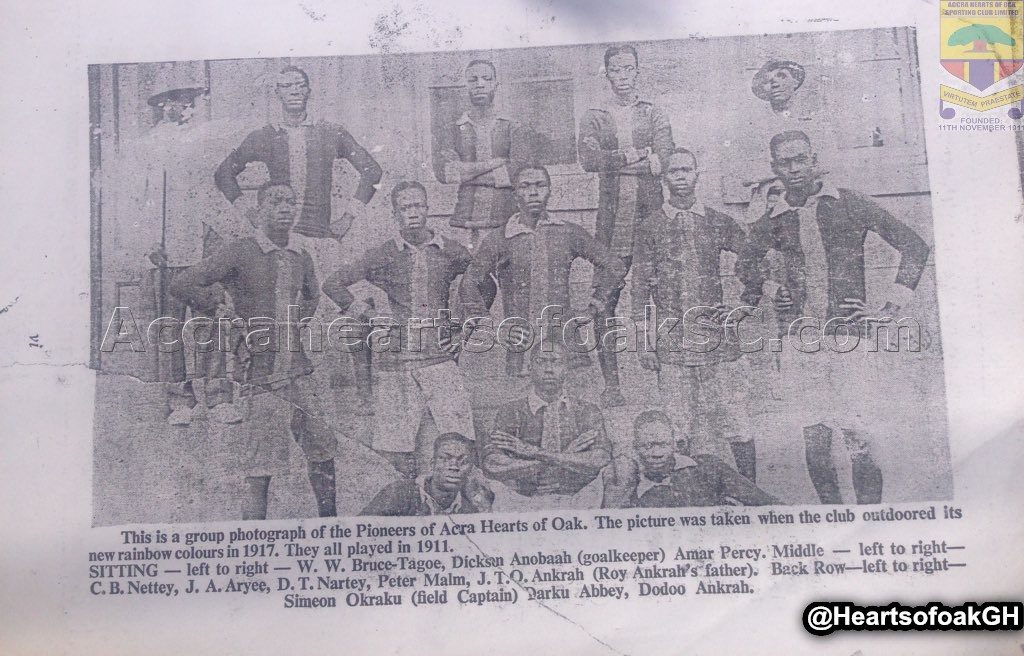 Hearts celebrate founding fathers on 106th birthday
