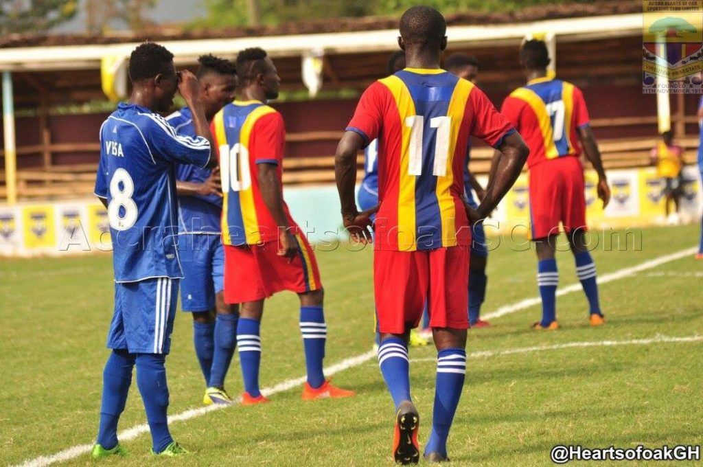 GFA DC release full decision on Olympics protest against Hearts of Oak
