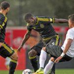 Video: Jonathan Mensah advises Columbus Crew teammates