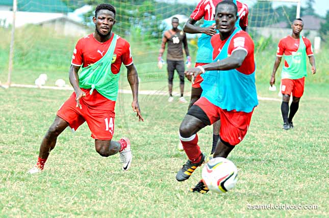 Longest serving Kotoko defender Ohene-Brenya retires
