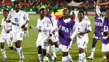 Black Princesses placed in Pot 3 for FIFA U-20 WWC draw