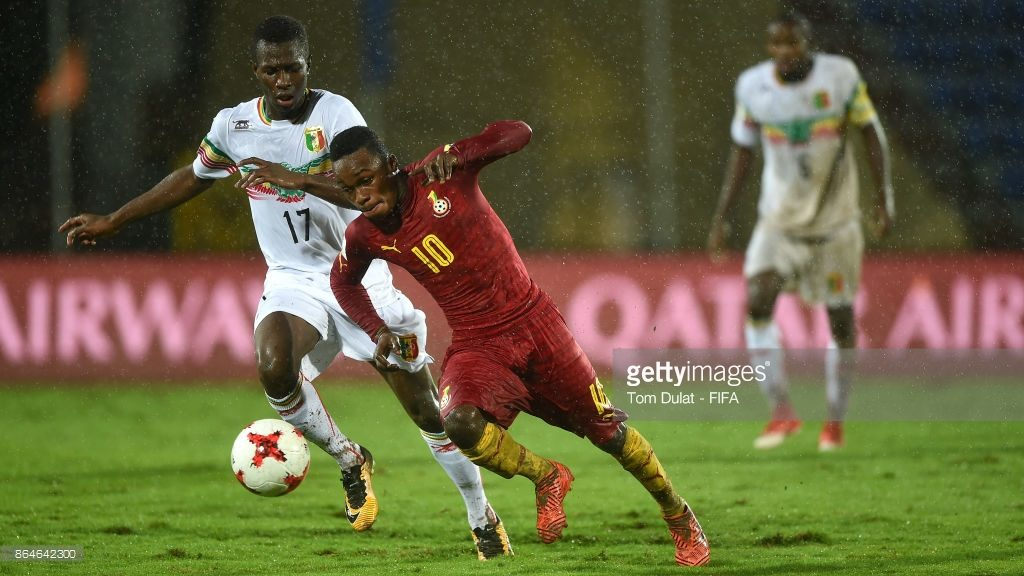 Ghana Youth Star Emmanuel Toku dreams of playing in Europe in Europ'e top leagues