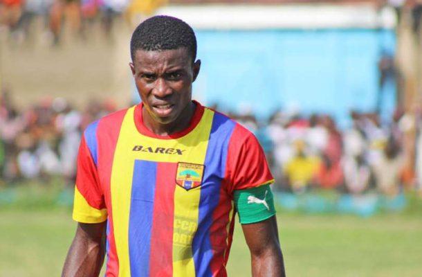 Kwame Kizito and Thomas Abbey to leave Hearts?