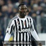 Kwadwo Asamoah keen on staying at Juventus despite lack of game time