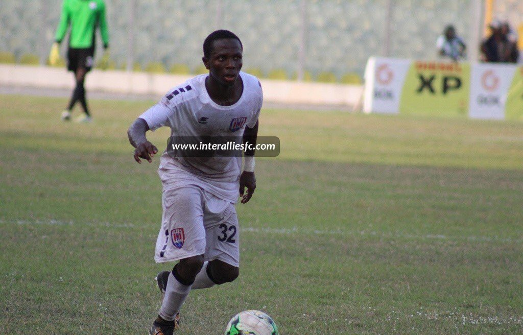 How promoted Inter Allies youth team players fared in the first team (2016/17) season