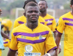 Medeama SC ace Kwasi Donsu will consider Hearts or Kotoko move