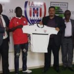 Inter Allies unveil new signing Nigerien star Victorien Adebayor
