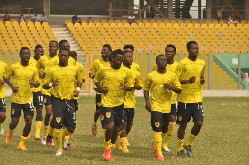Special Competition: AshantiGold on course to win trophy - Coach Svetislav Tanasijevic