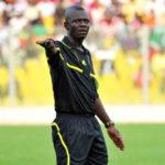 Referee Awal Mohammed to replace Adaari for Ghana @60 return leg
