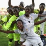 Black Maidens thrash Gambia 5-1 to take early advantage