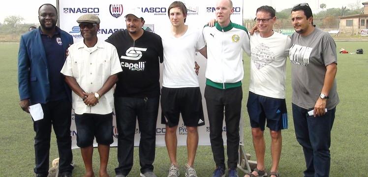 "NASCO supports 2017 Capelli Sport ""Ghana Has Talent"" tourney"